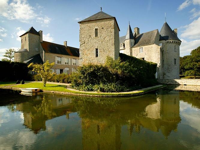 Les Ritchie Boys au Château de Colombières