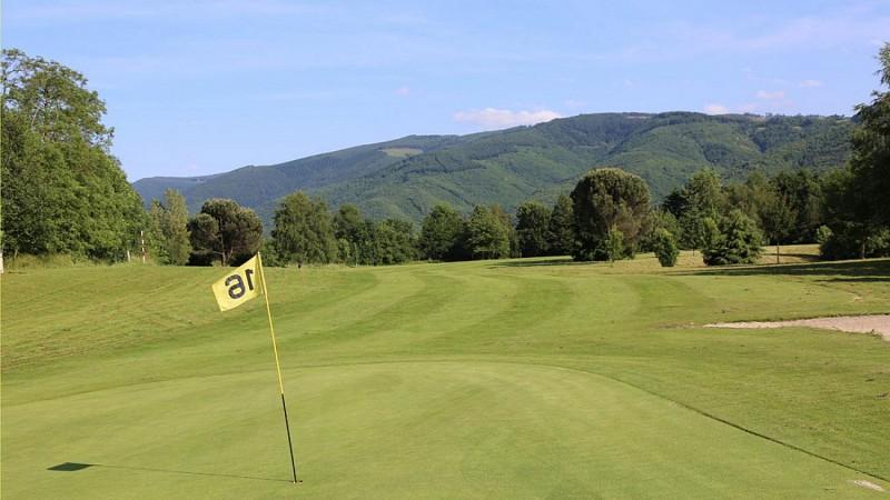Golf Club de La Barouge Pont de Larn Mazamet