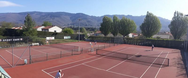 Tennis Club Association Pays Mazamétain