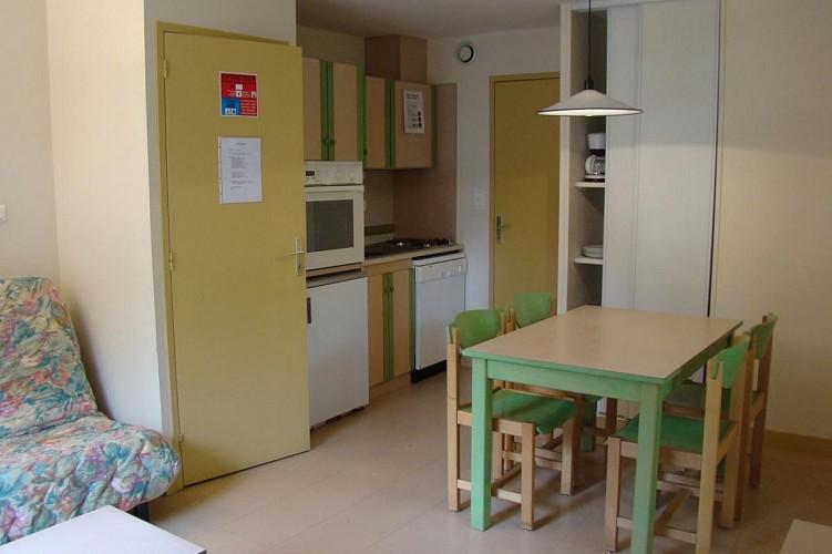 875532. 2-4 Personen 1 Schlafzimmer: Klassifizierung beantragt. Beaumont-du-Lac