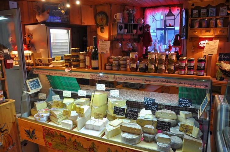 Fromagerie Chez Anouchka
