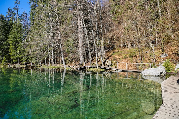 Lake: Lac Vert