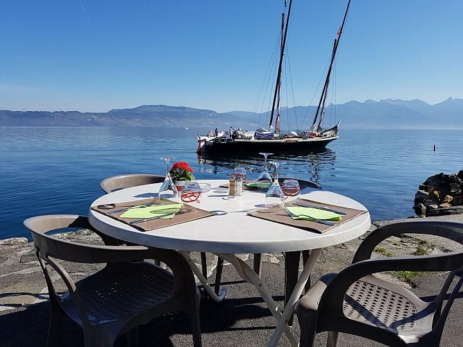 Le restaurant du Port