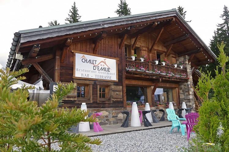 """""""Le Chalet d'Emilie"""" Restaurant"""