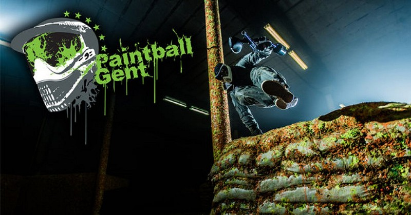 Paintball Gand