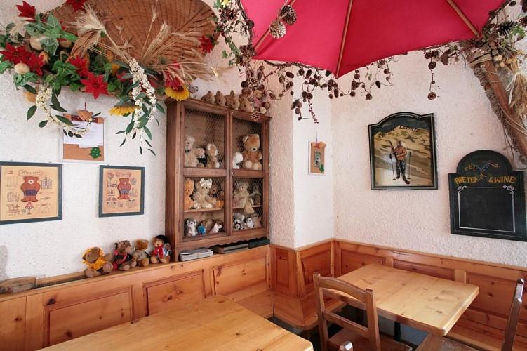 Restaurant d'altitude Le Grizzli