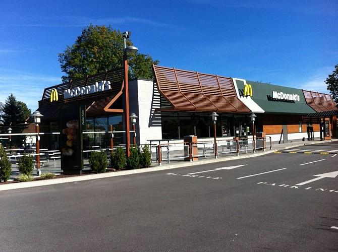 Restaurant McDonald's Aixe sur Vienne