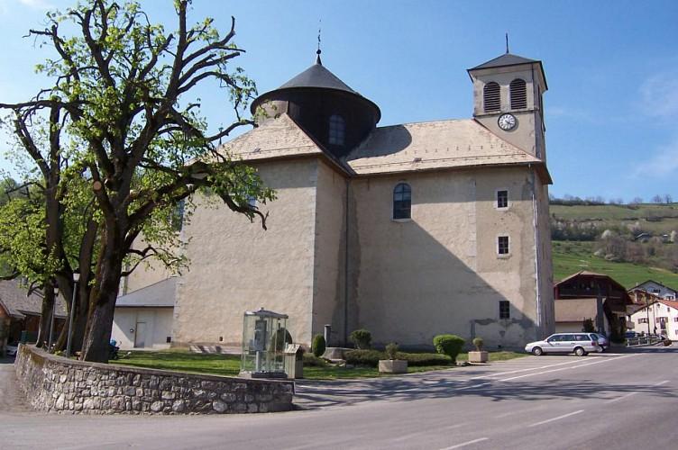 Eglise Saint Ours