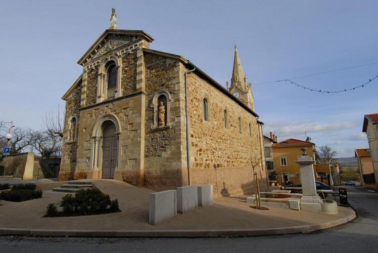 Eglise de Saint Prim