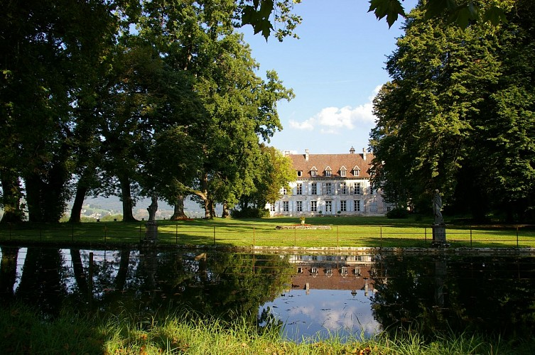 Vaulserre Castle