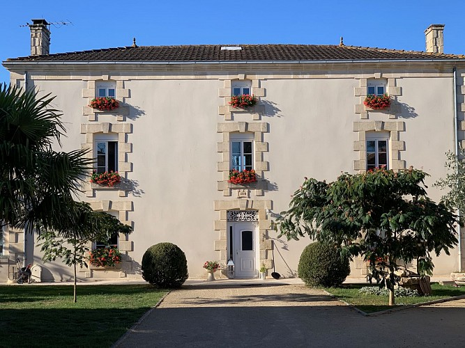 Montaillon Gîte - Facade