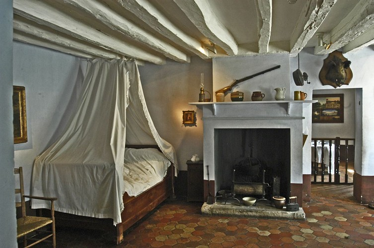 Barbizon school museum: the Ganne Inn