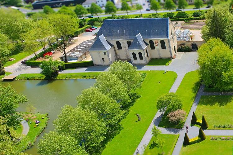 Le Centre Historique de Coulommiers