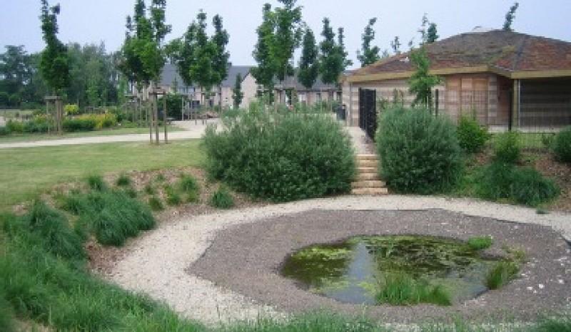 L'arboretum et la Belle Fleur