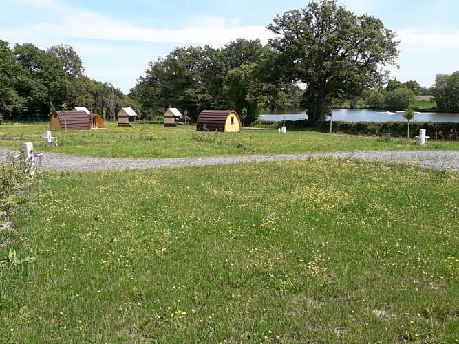 Camping municipal de Ligny - 2 étoiles