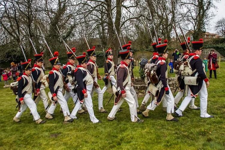Dernier Quartier-Général de Napoléon
