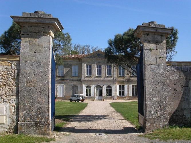 Façade Château Couloumey