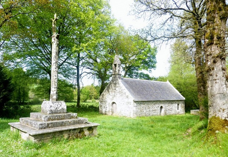 Chapelle Saint Corentin