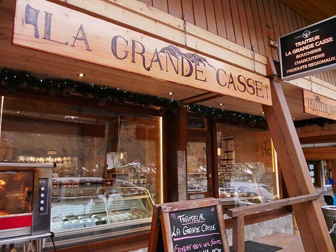 Butcher Caterer La Grande Casse