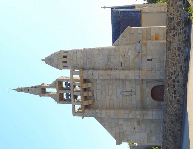 Eglise Notre Dame et Saint Guennal