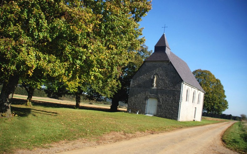 La chapelle Notre-Dame de Bonne Pensée