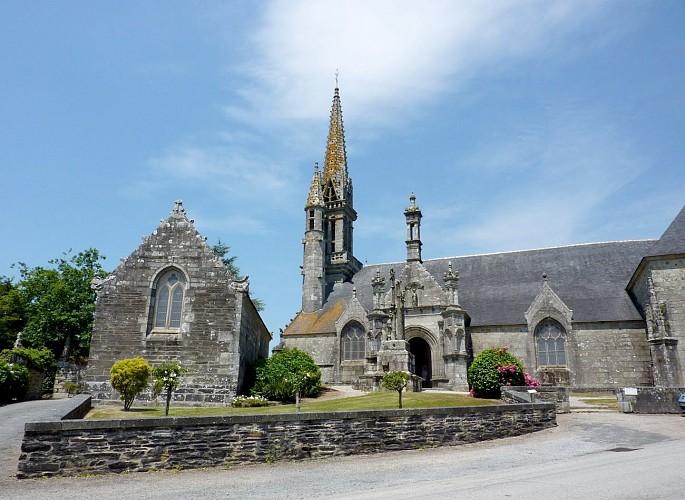 Eglise Notre Dame et Saint-Tugen