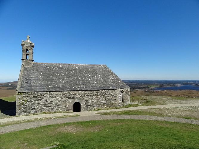 La montagne Saint-Michel et sa chapelle