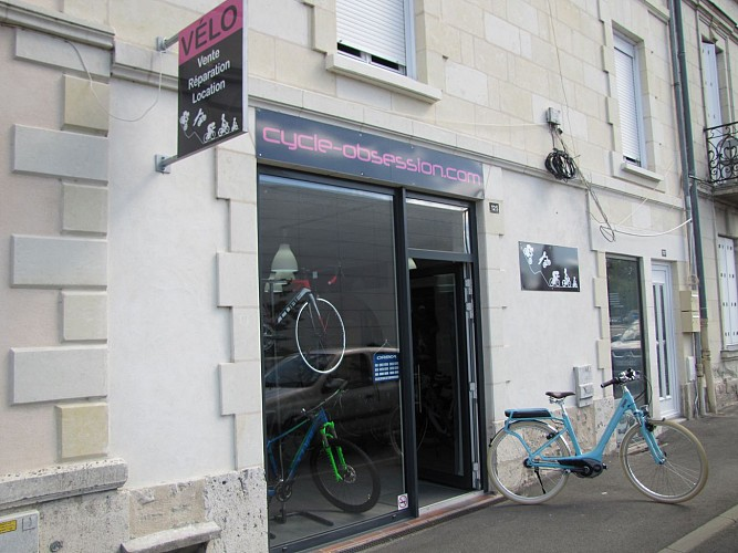 CYCLE-OBSESSION.COM - SAUMUR