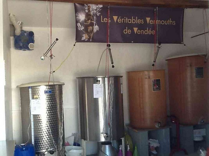 VERMOUTH - DOMAINE DEVALEZ