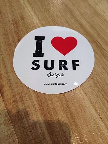 Surf Burger