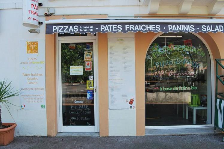 Pizz'After Beach