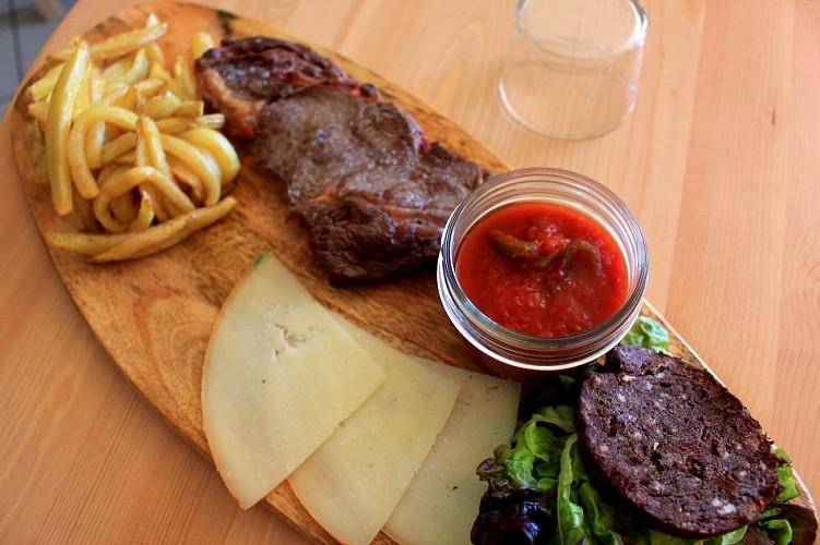 Restaurant Chortaya