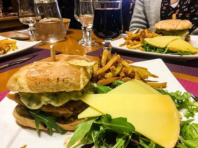 Restaurant La Bulle