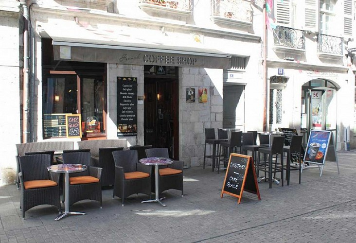 The French Coffee Shop
