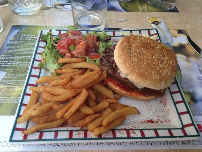 Bar Restaurant Le Dacquois