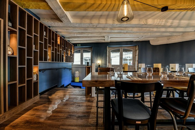 Restaurant Bar le Victor Hugo