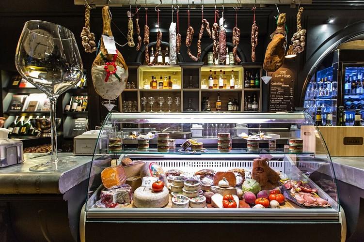 Au Bouchon Basque
