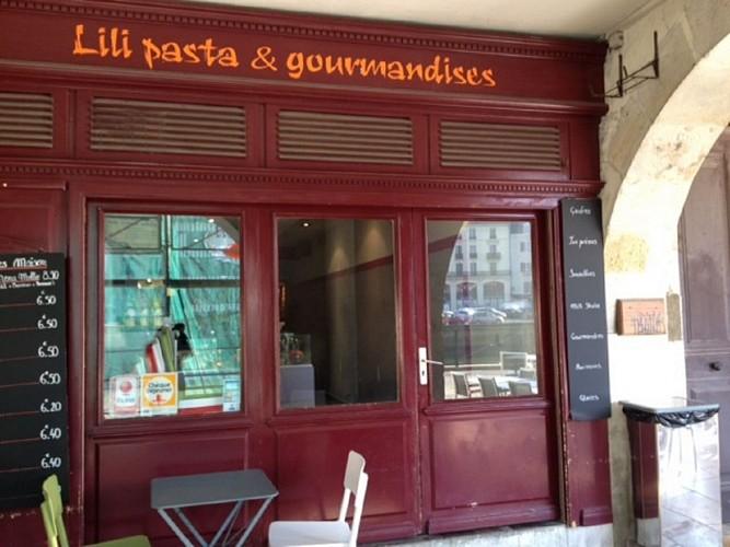 Lili Pasta et Gourmandises