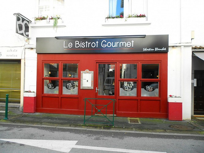 Le Bistrot Gourmet