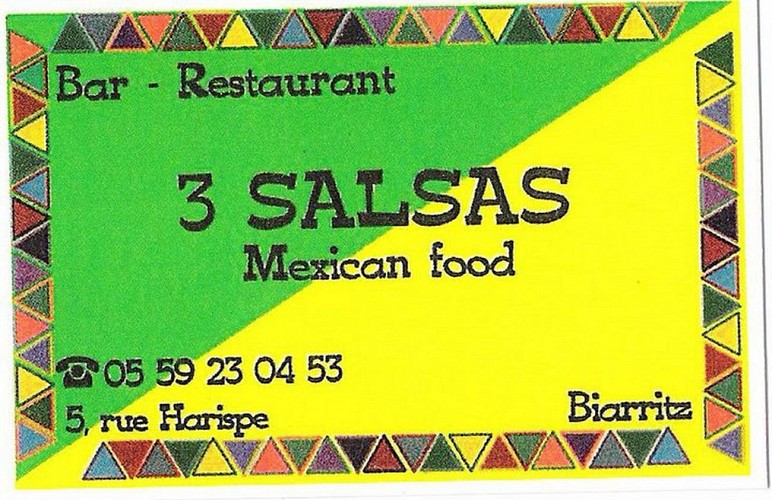 3 Salsas (les)