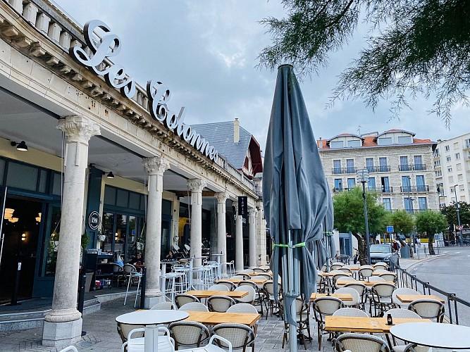Les Colonnes - Le Berry de Biarritz