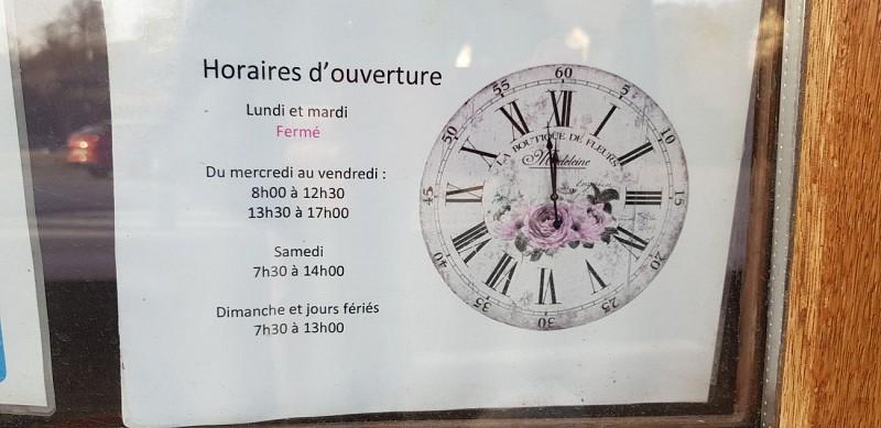Boulangerie-Pâtisserie artisanale Bouveroux
