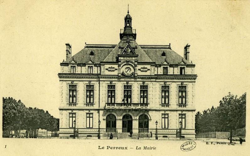 Hotel de ville (Le Perreux)