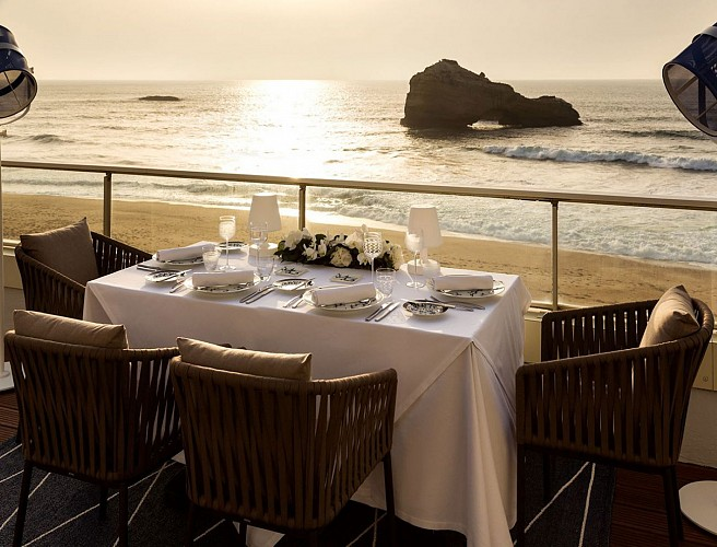 Le Restaurant du Sofitel Biarritz
