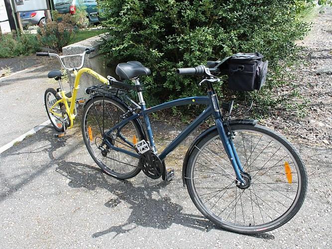 Location vélos Pays Ouest Creuse