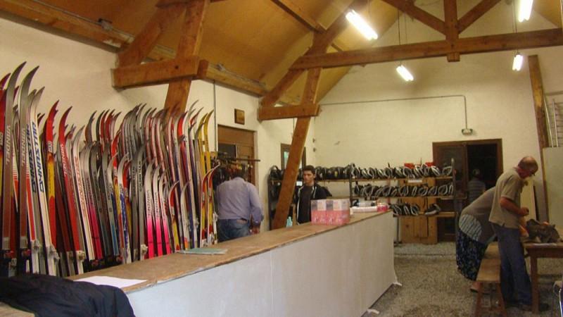 Station de ski de fond de Bonnefond