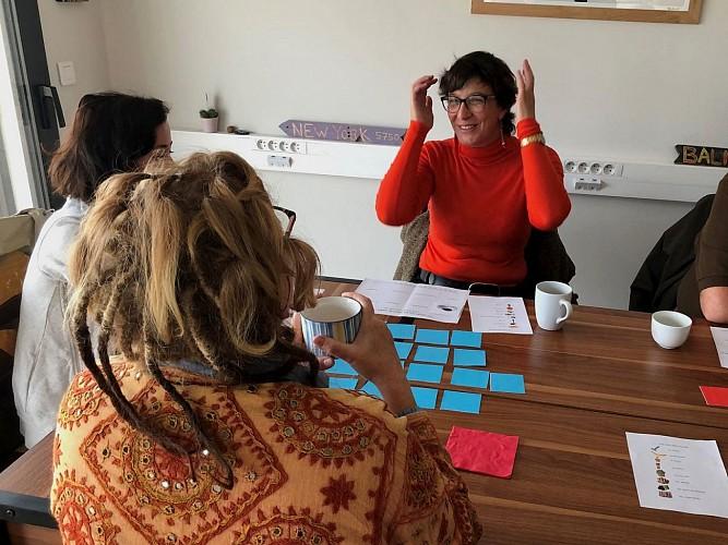 Ecole de langues à Montalivet