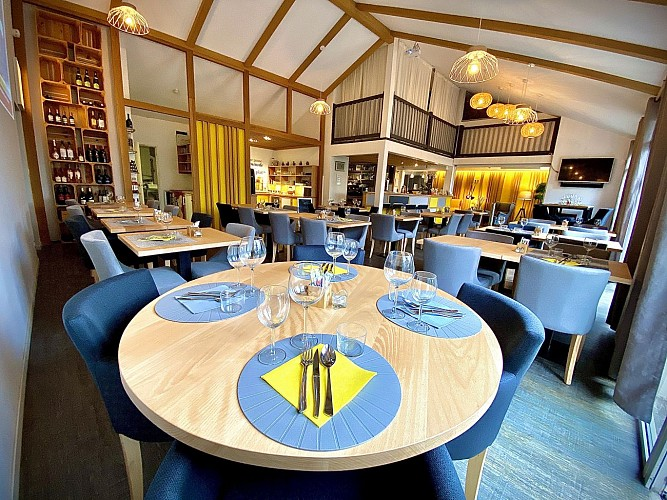 Le restaurant du Fasthotel