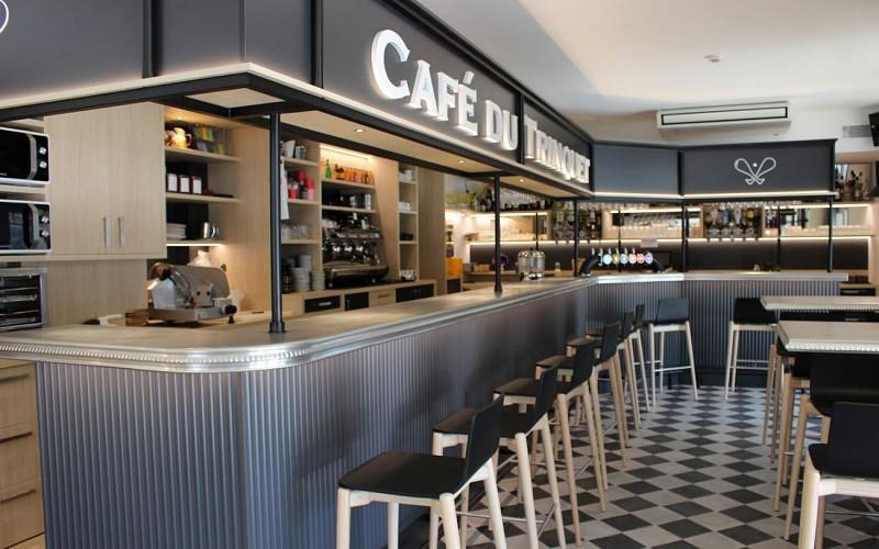 Hôtel restaurant - Café du Trinquet