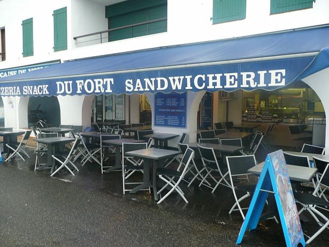 Snack du fort de Socoa